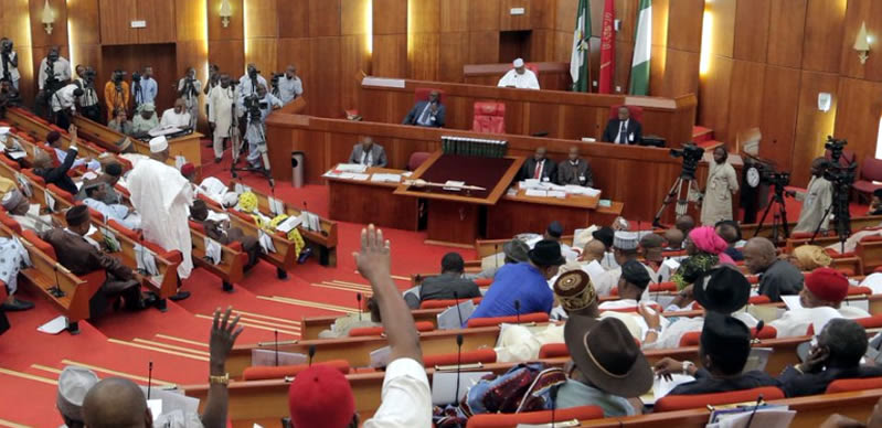 Suspend bailouts to states owing salaries, Senate urges FG