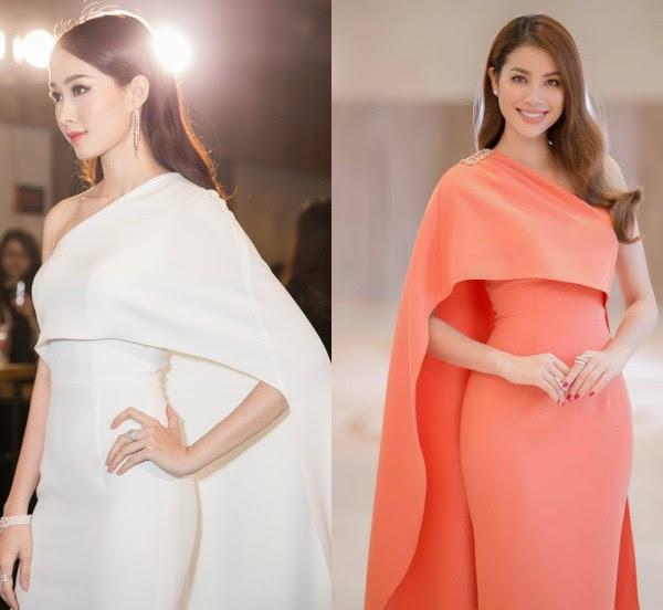 Đến cả những chiếc váy cũng xuất hiện phiên bản 'song sinh', giống hàng 'tái chế' đến 99% - Ảnh 16.