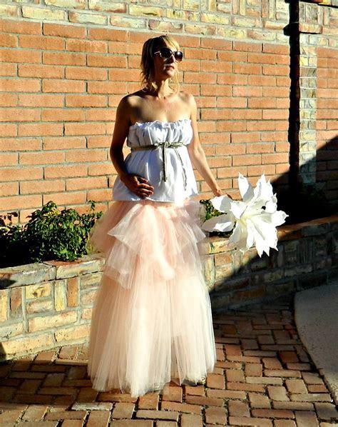 Wedding Dresses for Pregnant Women Bridal Separates Jolie