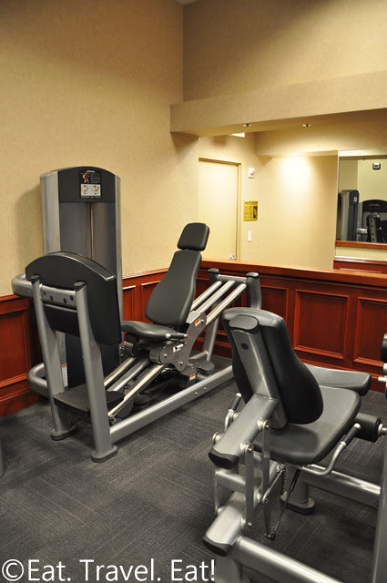 Grand Hyatt San Francisco: Stay Fit Gym 4