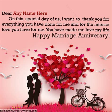 What are some new ways to send anniversary wishes online