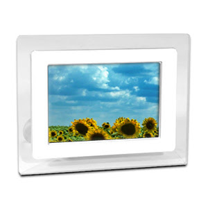 Philips 7ff1m437 7 Digital Photo Display 4 Interchangeable Frames
