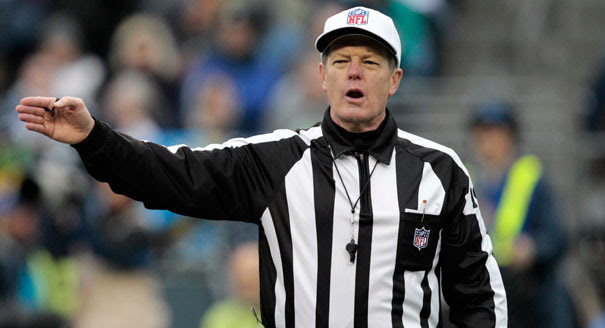 NFL referee: Political attention helped  POLITICO
