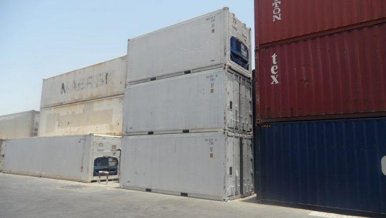 Containers Supplier
