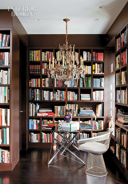 344876-In_the_library_flooring_changes_to_the_wenge_shelving_is_oak_Photograph_by_Peter_Murdock_