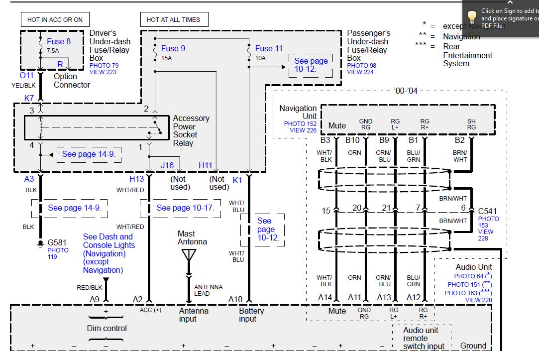 2012 Honda Odyssey Wiring Schematics Wiring Diagrams Auto Meet Problem A Meet Problem A Moskitofree It