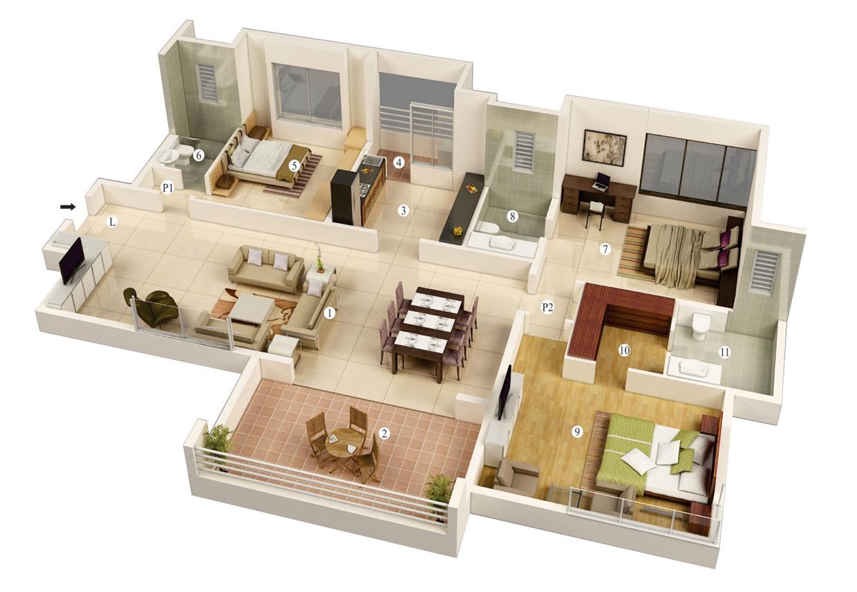14-3-bedroom