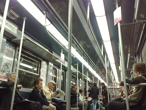 Metro alla tranquillità by durishti