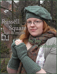 Joy Gerhardt Russell Square pattern collection PDF ebook