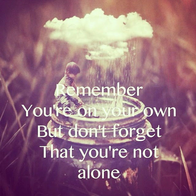 Quotes About Alone But Happy 35 Quotes