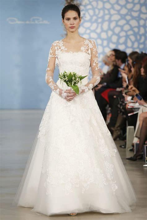 2014 Oscar De La Renta Bridal Collection   New York Bridal