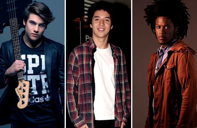 Rock Story terá uma banda adolescente no elenco (Foto: Divulgação)
