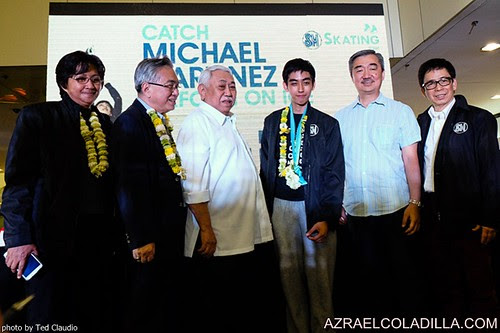 Michael Martinez Homecoming at SM MOA from Sochi Winter Olympics-2082