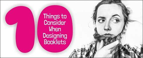 10 Things to Consider When Designing Booklets ? Saxon Print