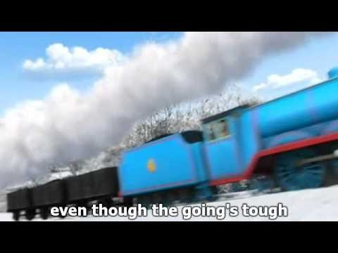 Thomas And Friends Never Never Never Give Up Lyrics