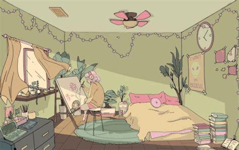 Anime Aesthetic Bedroom