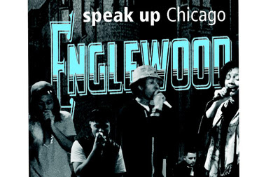 Speak Up Chicago Event Opens Stage to Englewood Talent