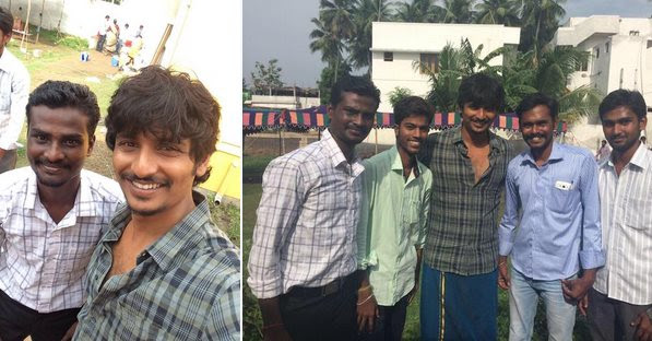Jeeva goes deglam for Thirunaal
