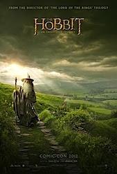 The Hobbit: An Unexpected Journey (3D) Poster