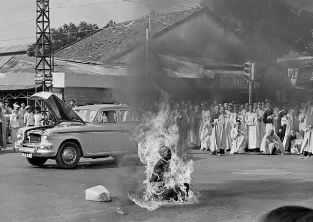 Saigon Unrest