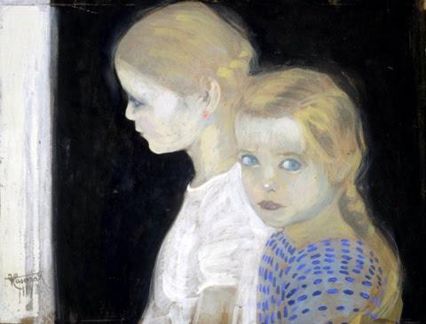 Le due bambine