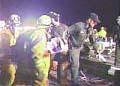San Diego Crash Scene