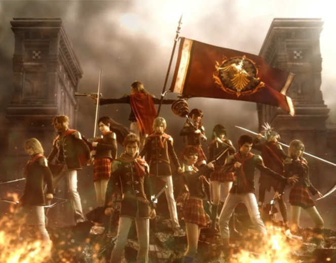Final Fantasy Type-0 HD game review