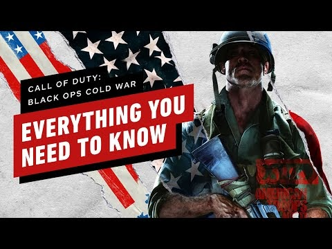 Everything You Need to Know About Call of Duty: Black Ops Cold War
