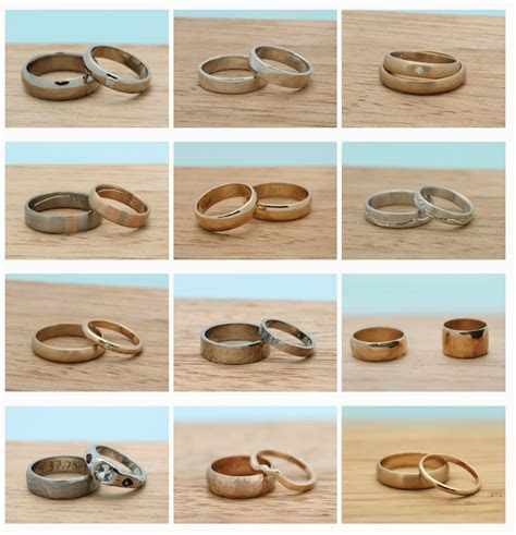 Ring and a date: How to make your own wedding rings with a