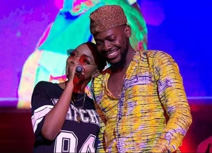 'You Don't Have My Money' – Simi Tells Adekunle Gold