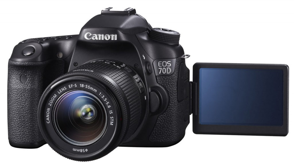 Canon EOS 70D Features and Specifications