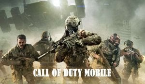 CALL OF DUTY MOBILE APK 1.0.1