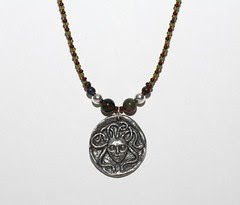Medusa Necklace