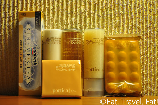 Grand Hyatt San Francisco: Toiletries