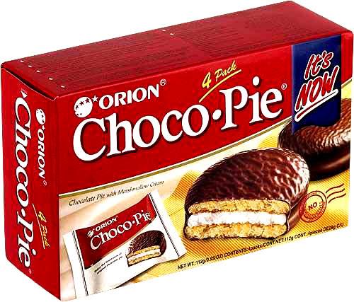 Choko Pie<br />