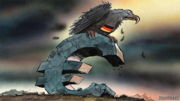 """""""Η Γερμανία διαλύει όσους την έσωσαν μετά το Β' Παγκόσμιο""""!"""