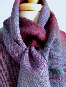 Leslie's scarf