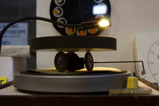 primitive animation machine