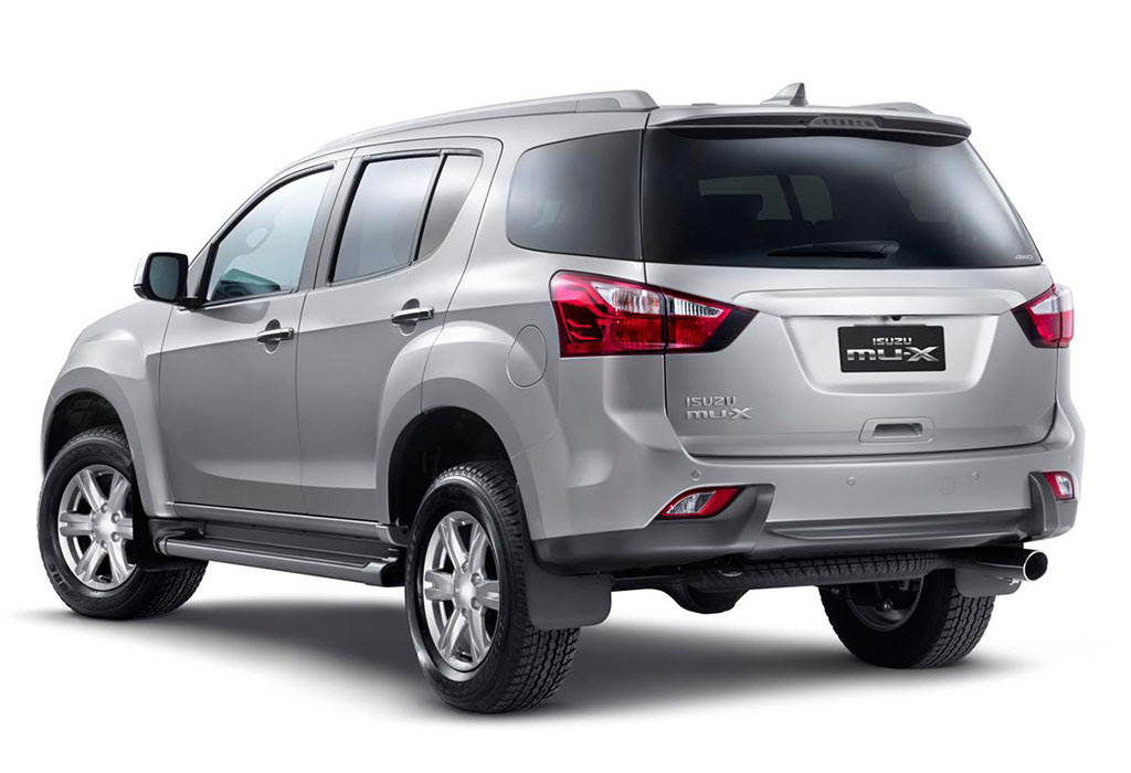 Isuzu MU X (2014) Photos - Image 2