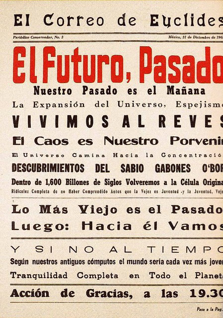 Euclides - el futuro, pasado
