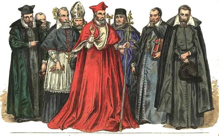 Resultado de imagem para clero