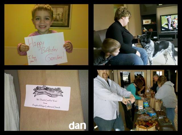 Dan, Love