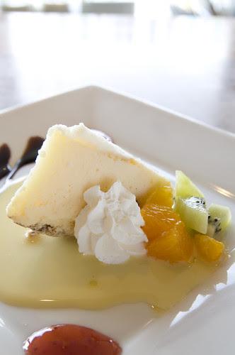南欧風チーズケーキ, 陽のあたる場所, 門司港