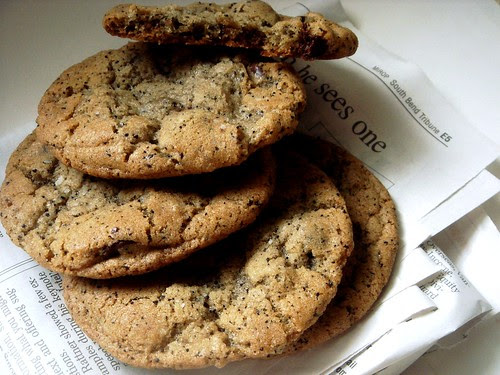 New York Times Chocolate Chip Cookie