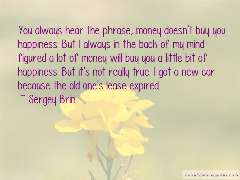 I Got Money On My Mind Quotes Top 17 Quotes About I Got Money On My