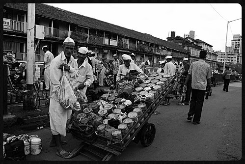 Work Is Worship - The Undying Spirit Of The Dabbawalas by firoze shakir photographerno1