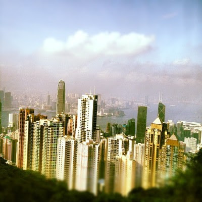 At the peak! ^^ (Taken with instagram)