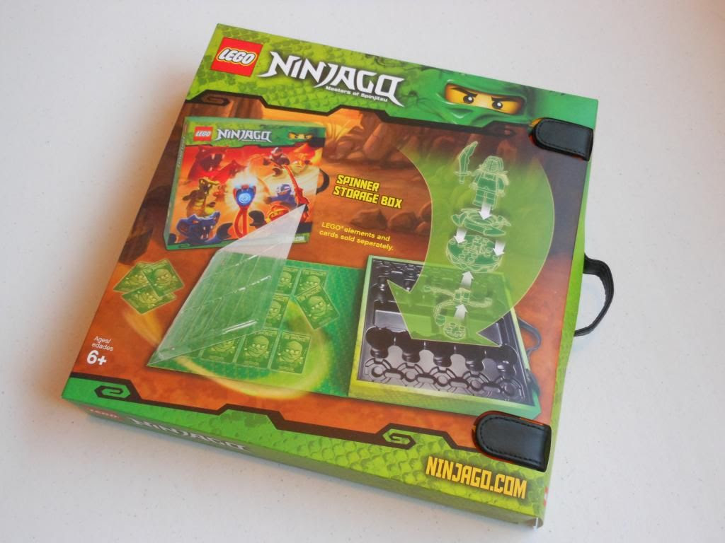 NinjaGO storage case