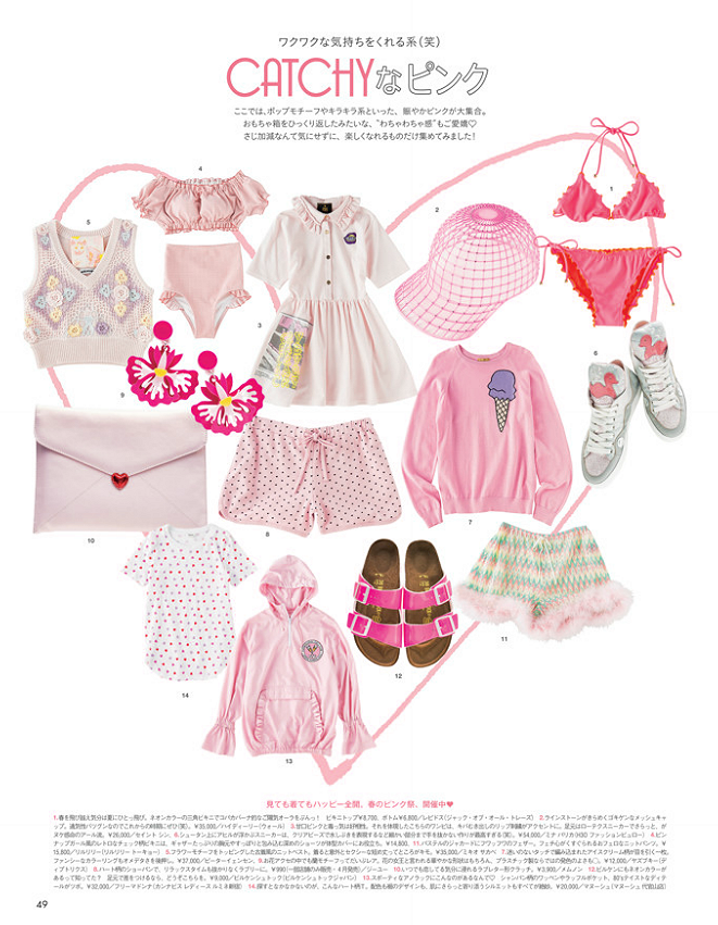 Horikita Maki in pink | chainyan.co