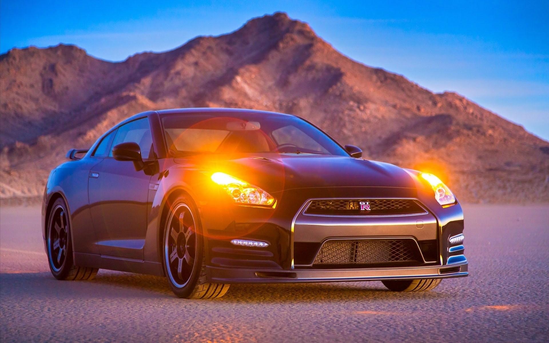 Nissan GTR In Desert, HD Cars, 4k Wallpapers, Images ...